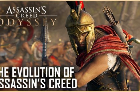 Assassin's Creed Odyssey E3 Videosu