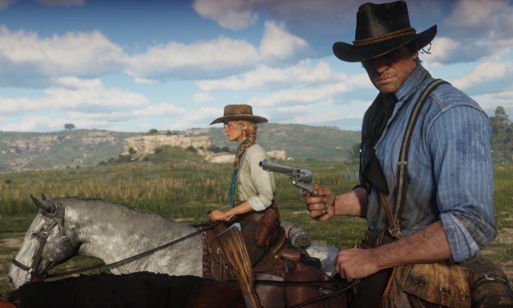 Red Dead Redemption 2 Ekran Görüntüleri