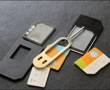 Android Telefonlarda SIM Kart Nasıl Değiştirilir?