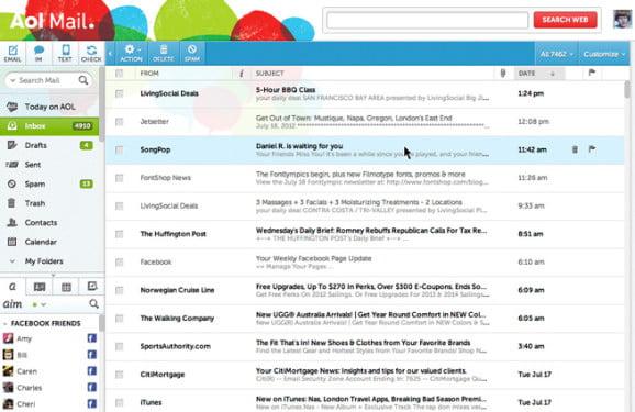AOL Mail / AIM Mail