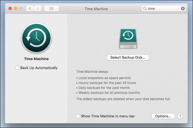 Mac için Düzenli Yedek Alın
