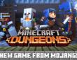 Minecraft: Dungeons Duyuruldu!