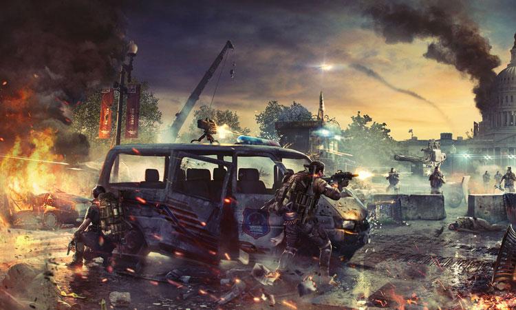 Tom Clancy's The Division 2 Ekran Görüntüleri