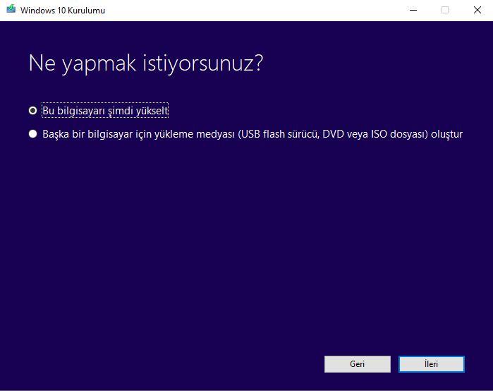 Windows 10 1809'a Nasıl Yükseltilir (Ekim 2018 Güncelleştirmesi)