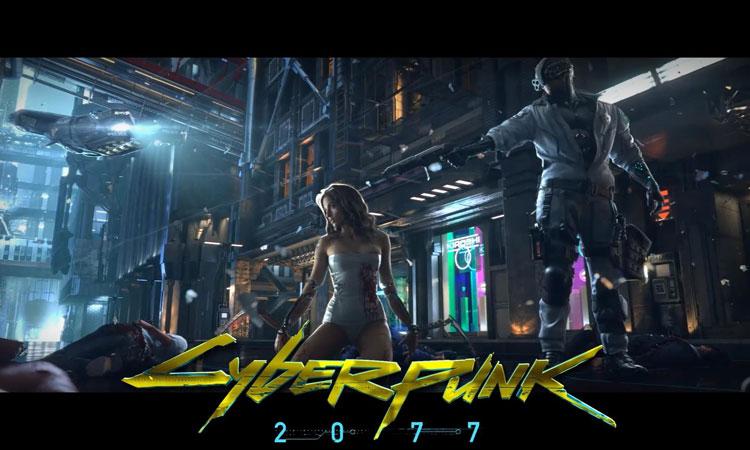 Cyberpunk 2077 Ekran Görüntüleri