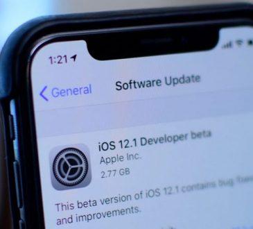 iOS 12.1 Bugün Çıkıyor! İşte Yenilikler