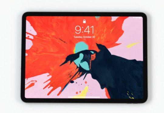 Yeni iPad Pro Ana Ekran Butonu Olmadan ve Face ID ile Geliyor