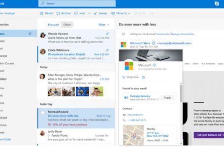 Outlook.com Artık İşletmeler için Doğrulanmış Simgesini Ekliyor