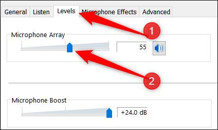 Windows 10'da Mikrofon Kurma ve Test Etme