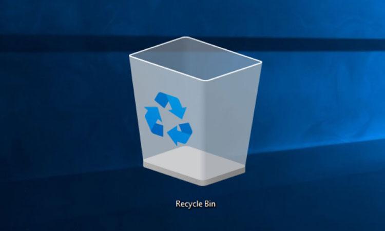 Windows 10 Geri Dönüşüm Kutusu Ayarlarını Değiştirmek