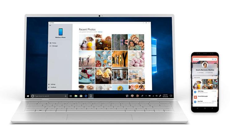 """Artık """"Telefon"""" Uygulaması ile Windows 10'dan SMS Gönderebilirsiniz"""