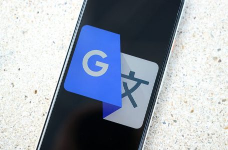 Google Translate Web, Materyal Tasarım ile Güncellendi