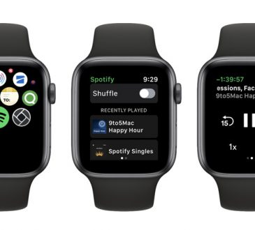 Apple Watch için Spotify