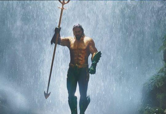 Aquaman için Final Videosu Yayınlandı