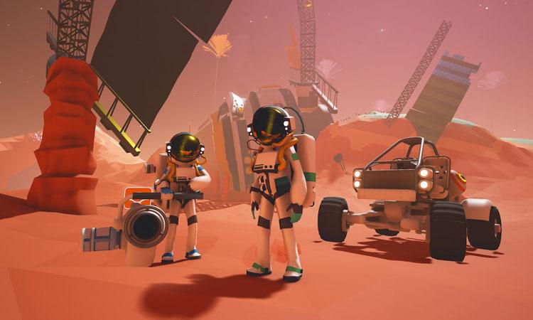 Astroneer Tam Sürüm Şubat 2019'da Geliyor!