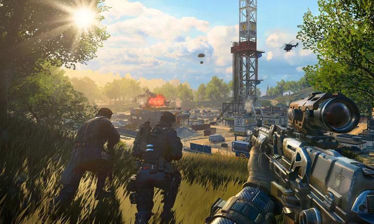 Nuketown Haritası 13 Kasım'da Call of Duty: Black Ops 4'e Geliyor!