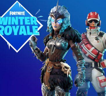 Fortnite Winter Royale Online