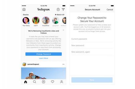Instagram Sonunda Sahte Beğeni ve Takipçiler için Önlem Almaya Başladı