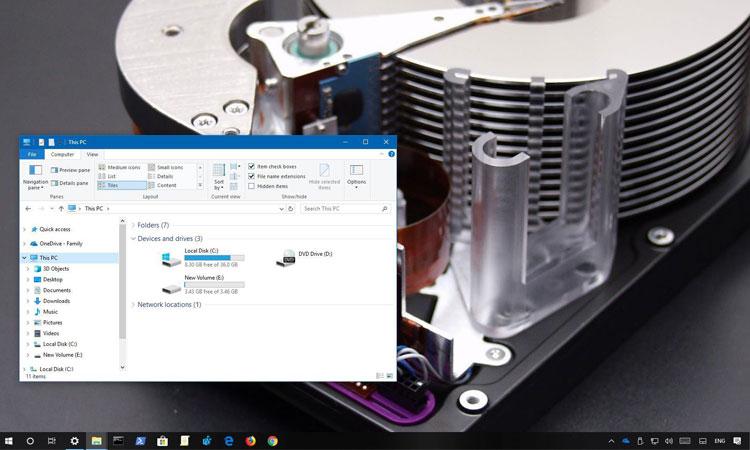 5400 ve 7200 RPM Diskler Arasındaki Fark Nedir?