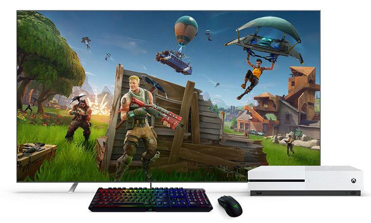 Bugün, Xbox One Güncellemesi Mouse ve Klavye Desteği Ekliyor!