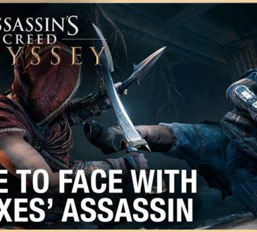 Assassin's Creed Odyssey Legacy of the First Blade için Oynanış Videosu Karşınızda!
