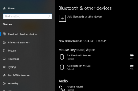 Windows 10 Bluetooth Açma Problemi