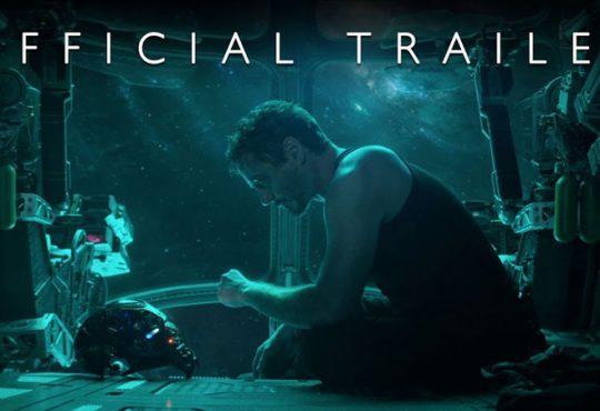 Avengers 4: Endgame 26 Nisan'da Çıkıyor! İşte İlk Fragman!