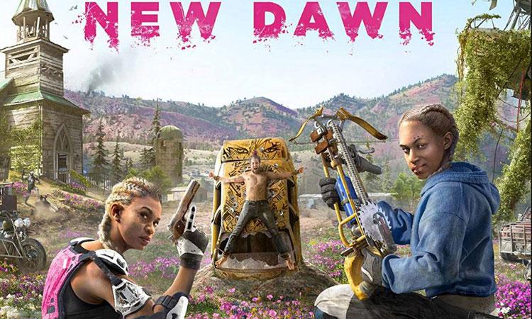 Serinin Yeni Oyunu Far Cry: New Dawn Duyuruldu!