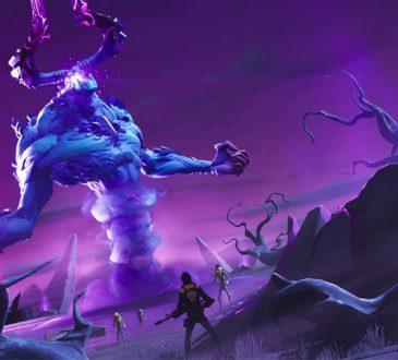 Fortnite'ın 'Storm King'i Sezon 7'de Özel Sürprizlerle Oyuncuları Ödüllendiriyor