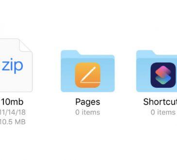 iPhone veya iPad'de Zip Dosyaları Nasıl Açılır?