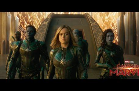 Captain Marvel için TV Reklamı Yayınlandı