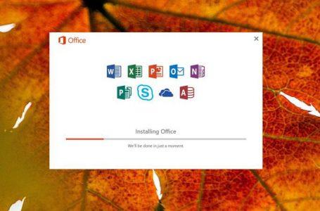 Windows 10'da Office 365 veya Office 2019/2016 Kaldırma Adımları