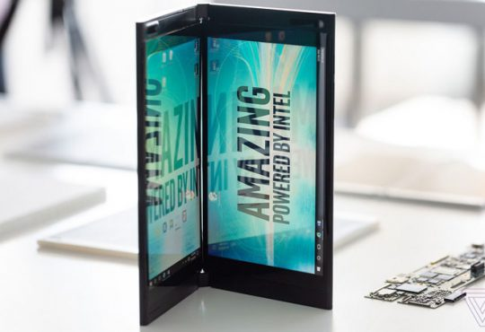Surface 'Centaurus', Windows Çekirdek İşletim Sistemine Sahip Başka Bir Çift Ekranlı Microsoft Bilgisayarıdır