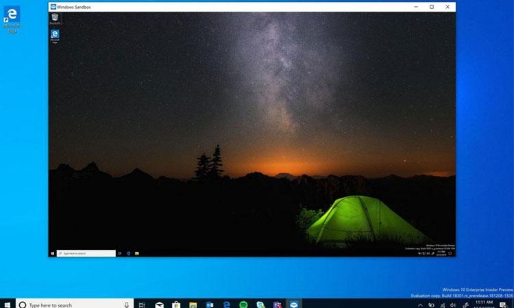 Windows 10'un Yeni Sandbox Özelliği ile İlgili Her Şey!