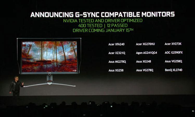 Windows 10 için FreeSync Monitörlerde G-Sync Etkinleştirmek