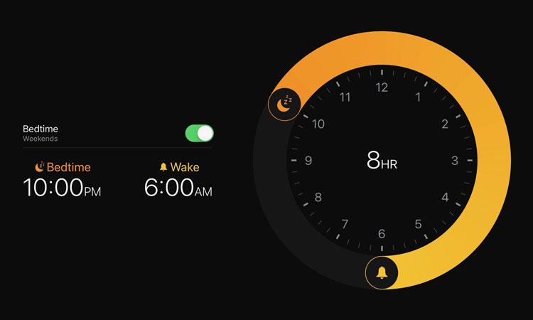 iPhone ve iPad'te Yatma Zamanı Uygulaması Nedir?