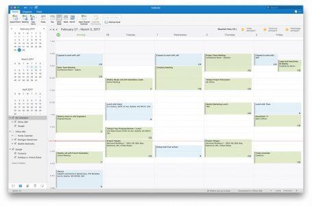 Outlook Takvim Paylaşma Adımları