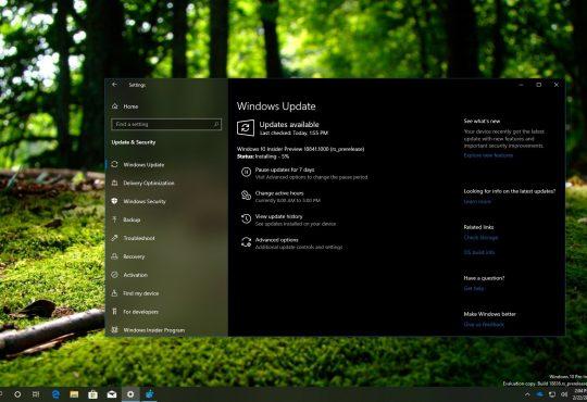 Windows 10 Artık Sorunlu Güncellemeleri Otomatik Kaldıracak