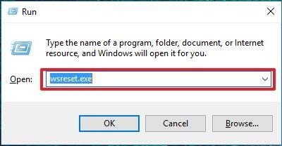 Windows 10'da Microsoft Store Problemlerini Düzeltmek