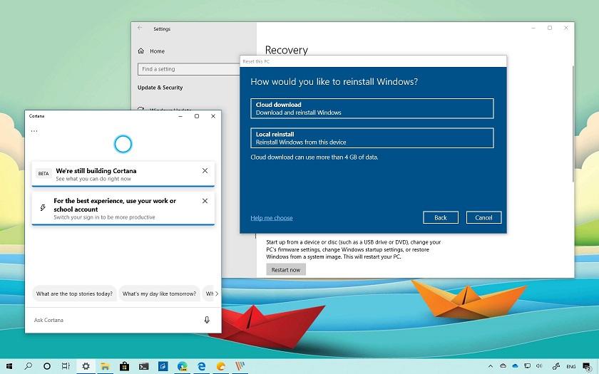 Windows 10 2004 Sürümü (20H1): Tüm Yenilikler ve Değişiklikler