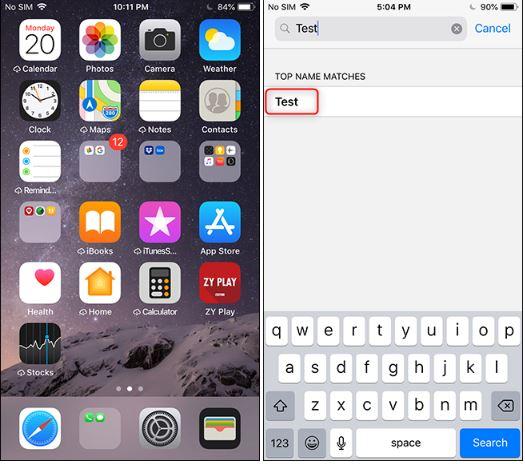 iPhone'da Tek Bir Kişiyi Silmek