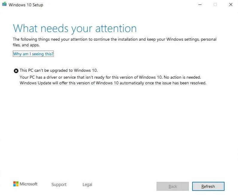 Windows 10 Mayıs 2019 Güncellemesi Bazı Cihazlarda Engellendi