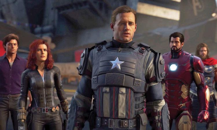 Marvel's Avengers Oyunu E3 2019'da Duyuruldu ve 2020 Mayıs'da Çıkıyor!
