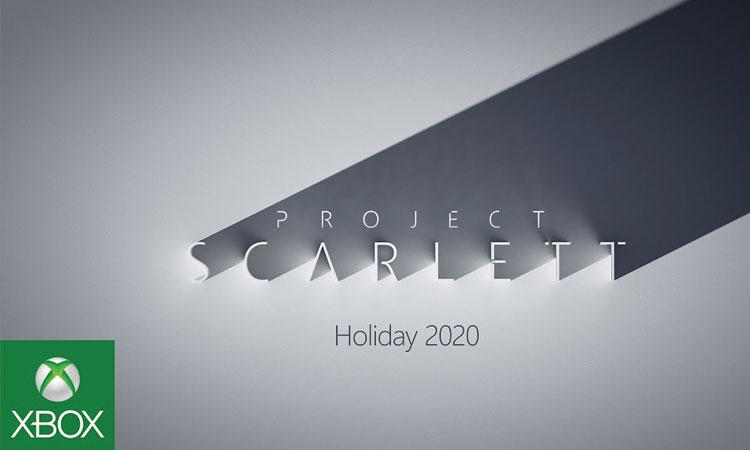 """Microsoft'un """"Project Scarlett"""" Xbox Konsolu 2020'de Geliyor!"""