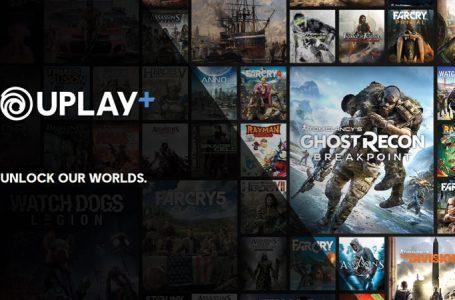 Ubisoft, Uplay+ için Oyun Listesini Açıkladı