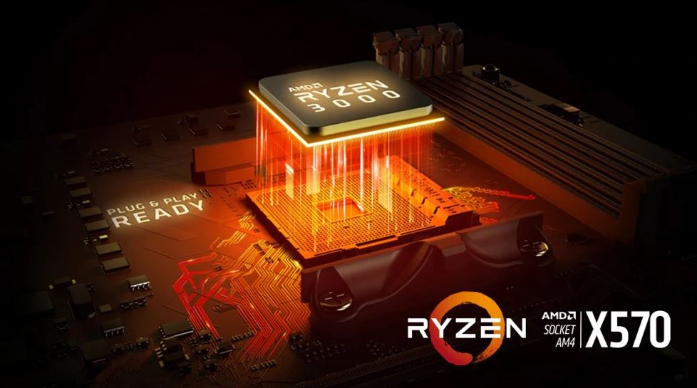 AMD Ryzen x570