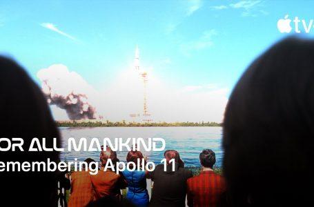 """Apple, Apollo 11 Görevini Konu Alan Dizi """"For All Mankind"""" için Fragman Paylaştı"""