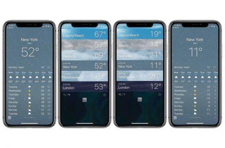 iPhone'da Fahrenheit ve Celsius Arasında Geçiş Yapmak