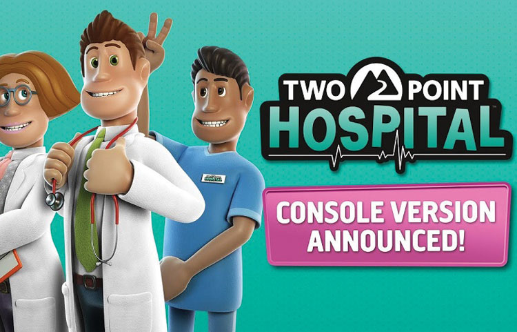 Two Point Hospital Yakında Konsollar için Geliyor