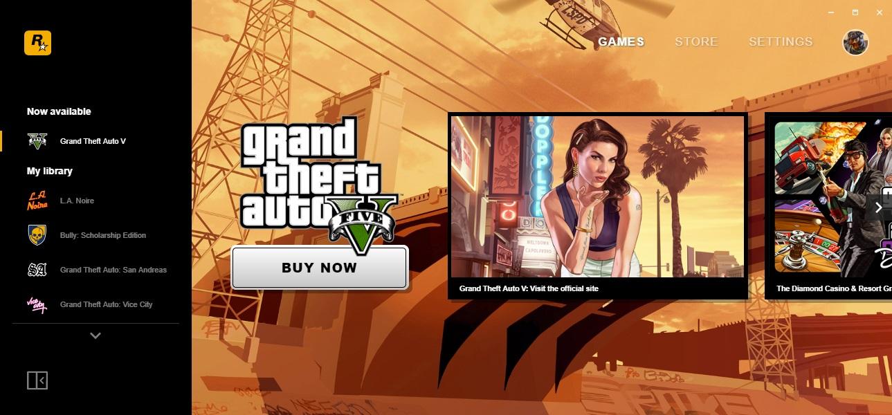 GTA: San Andreas Hediyeli Rockstar Games PC İstemcisi Yayınlandı